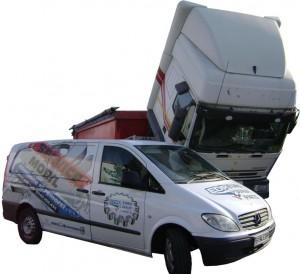 service camioane iveco 24h